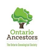 Ontario Ancestors logo and link